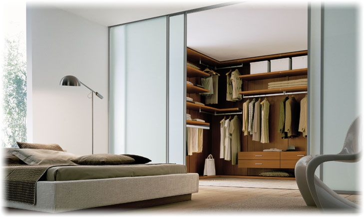 Walk-in Wardrobe Designs