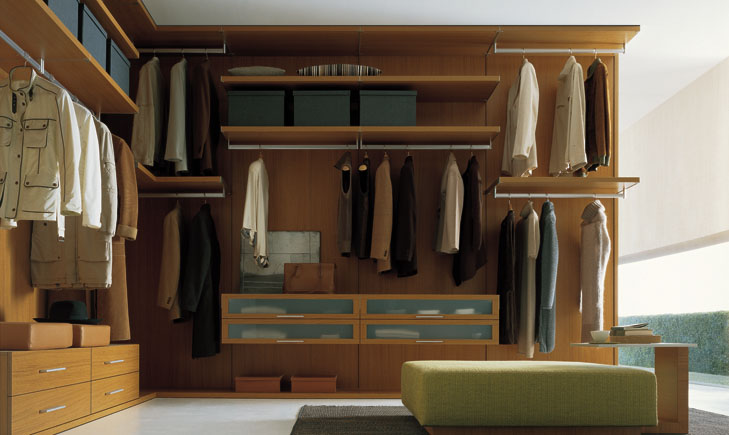Built in Wardrobes and Walkin Wardrobe Interiors